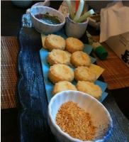 日式包浆豆腐.