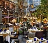 天堂洲际大饭店廊桥咖啡厅