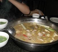 白汤冷锅鱼.