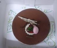 黑加仑桑葚芝士蛋糕.