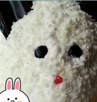 兔子蛋糕.